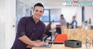 TaxBandits helps you quickly file Form W-2