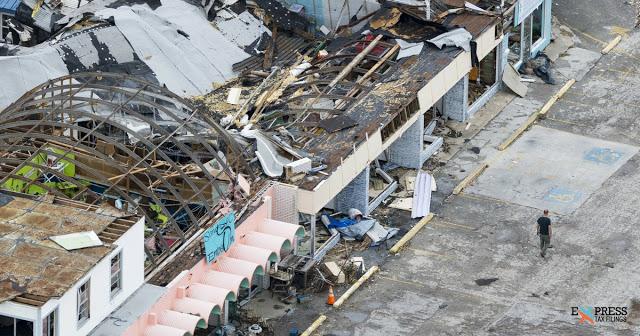 The Utter Devastation of Hurricane Harvey