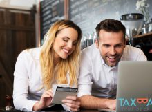 Business Owners Filing Taxes