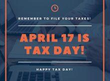 Tax Day with TaxBandits
