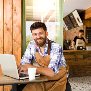 Cafe owner learning what he needs to know about employment taxes