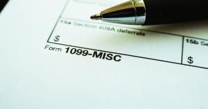Tax Form 1099 Deadline