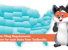 1099 State Filing Requirements