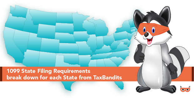 Form 1099 State Filing Requirements