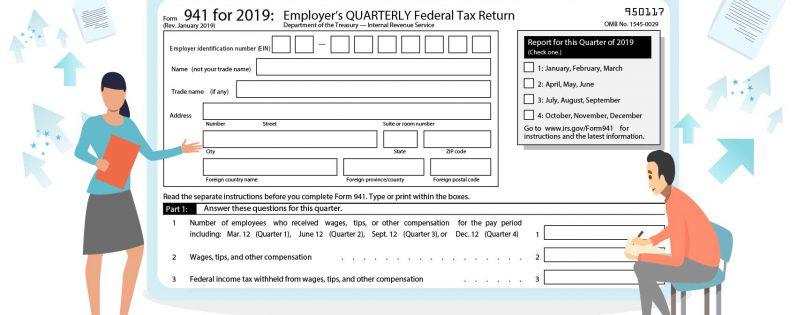 File Form 941