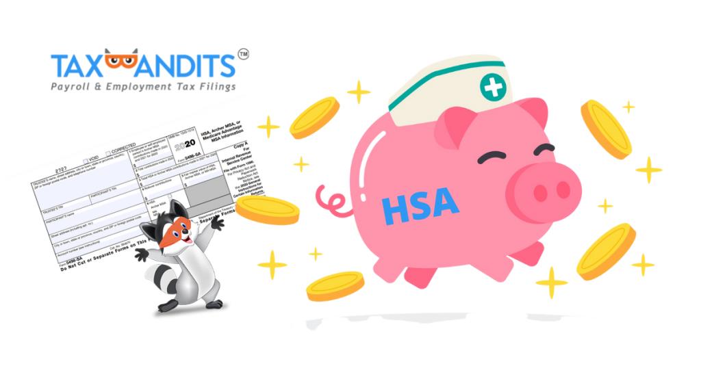 Heath Savings Plan 5498-SA